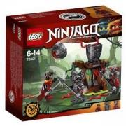 Конструктор ЛЕГО Нинджаго - Пурпурно нападение, LEGO Ninjago, 70621