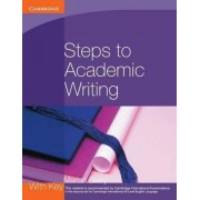 Steps to Academic Writing by Marian Barry