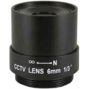 Casey Lens 6MM FIXED, Retail Box , No Warranty