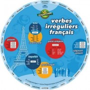 French Verb Wheel (Verbes Irreguliers Francais) by Stephane Derone