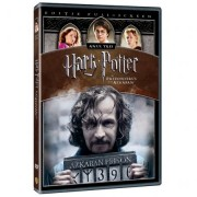 Harry Potter and the Prisoner of Azkaban:Daniel Radcliffe, Emma Watson, Rupert Grint - Harry Potter si prizonierul din Azkaban (DVD)