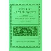 Livy Ab Urbe Condita Books I-V by Robert Ogilvie