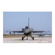 Kinetic 1:48 -Modellino Aereo Lockheed Martin F-16C Block 52 Hellenic (Greek) Air Force - KIN48028