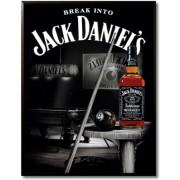 Jack Daniel's Pool Room Break Into