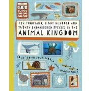 The Big Countdown: Ten Thousand, Eight Hundred and Twenty Endangered Species in the Animal Kingdom by Paul Rockett