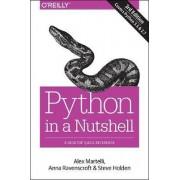 Python in a Nutshell by Alex Martelli