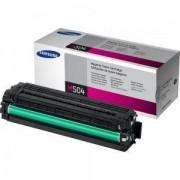 Тонер касета за Samsung CLT-M504S Magenta Toner - CLT-M504S/ELS