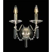 Crystal wall sconce 7024 02/01N-100S