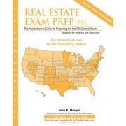 Real Estate Exam Prep (Psi)- Third Edition by John R Morgan