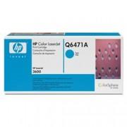 HP INC. - TONER CIANO 502A PER CLJ 3600 4.000 PAGINE - Q6471A