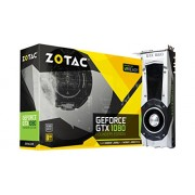 Zotac GeForce GTX 1080 Founders Edition 8GB PCI Express 3.0 Graphics Card