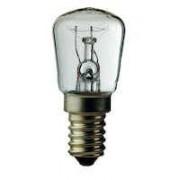 Päronlampa 15W E14 Klar