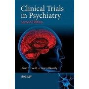 Clinical Trials in Psychiatry by Brian S. Everitt