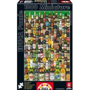 Educa Puzzle Beers 1000 de piese 13782 colorat
