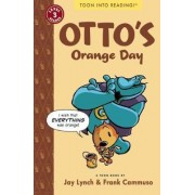 Otto's Orange Day by Frank Cammuso