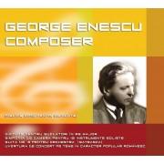 George Enescu - Composer:Dixtuor,Suita nr.3,Uvertura de concert,Simfonia de camera (CD)