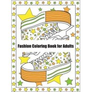 Fanciful Fashions Coloring Book for Adults by Awesome Coloring Books