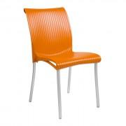Stolica plastična Regina colori Oranž