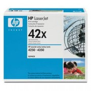 HP INC. - TONER NERO 42X 20.000 PAGINE PER 4250 4350 - Q5942X