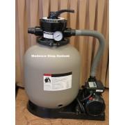 Pool Basic homokszűrős vízforgató 5m3/h 400W D350 AS-040005