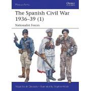 The Spanish Civil War 1936-39 (1): 1 by Alejandro Quesada