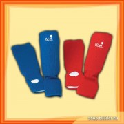 Shin and foot Guard elastic (pereche)