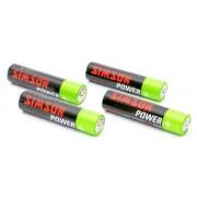 Simson Batterij AAA Alkaline High Energy 4 stuks