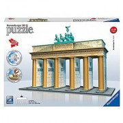 Brandenburg Gate 3D Puzzle 324-Piece