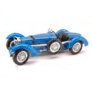 Bburago BU12062 BUGATTI TYPE 59 1934 BLUE 1:18 Modellino