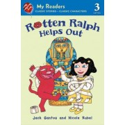 Rotten Ralph Helps Out by Jack Gantos