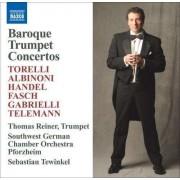 Torelli/ Albinoni - Baroque Trumpet Concertos (0747313050178) (1 CD)