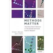 Methods Matter by Richard J. Murnane