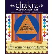Chakra Meditation Kit by Monte Farber