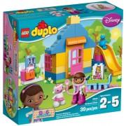 LEGO® DUPLO™ Clinica din spatele casei 10606