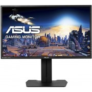 "Monitor Gaming IPS LED Asus 27"" MG279Q, WQHD (2560 x 1440), MHL-HDMI, USB 3.0, 4ms, up to 144Hz, FreeSync (Negru) + Lantisor placat cu aur cu pandantiv in forma de lup de mare"