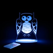 DESIGN ALOKA BUHO - OWL SLEEPYLIGHT
