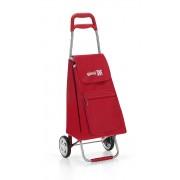 Gimi Argo húzós bevásárlókocsi piros - 145079