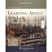 Learning about the Law by Constantinos E Scaros