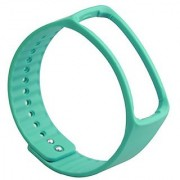 MXtechnic Stylish design Replacement Band For Samsung Galaxy Gear SM-R350 Smart Watch Only. (Green)