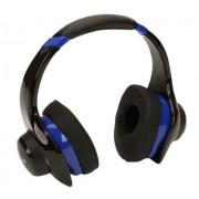 Denon AH-D320BU Urban Raver On-Ear Headphones (Blue)