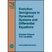 Evolution Semigroups in Dynamical Systems and Differential Equations by Carmen Chicone