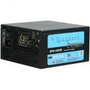 Inter-Tech Energon EPS-650W Alimentatore Elettrico, AktivPFC, 650W, Nero