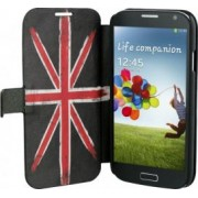 Husa Flap TnB UK Samsung Galaxy S4 i9500 Neagra