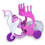 Magical Zhu Zhu Princess Playset Royal Unicorn Carriage Hamsters NOT Included!