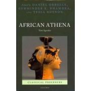 African Athena by Daniel Orrells