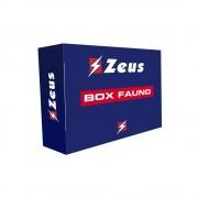 Set complet echipament fotbal Fauno ZEUS, Royal/Bleumarin, XS