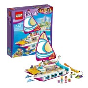 Lego® Friends - Solskenskatamaran 41317