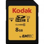 Card Kodak SDHC 8GB Clasa 10 UHS-I U1 20MB/s