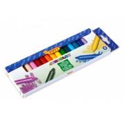 Creioane cerate 18 culori/set Jovi