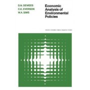 Economic Analysis of Environmental Policies by Donald N. Dewees